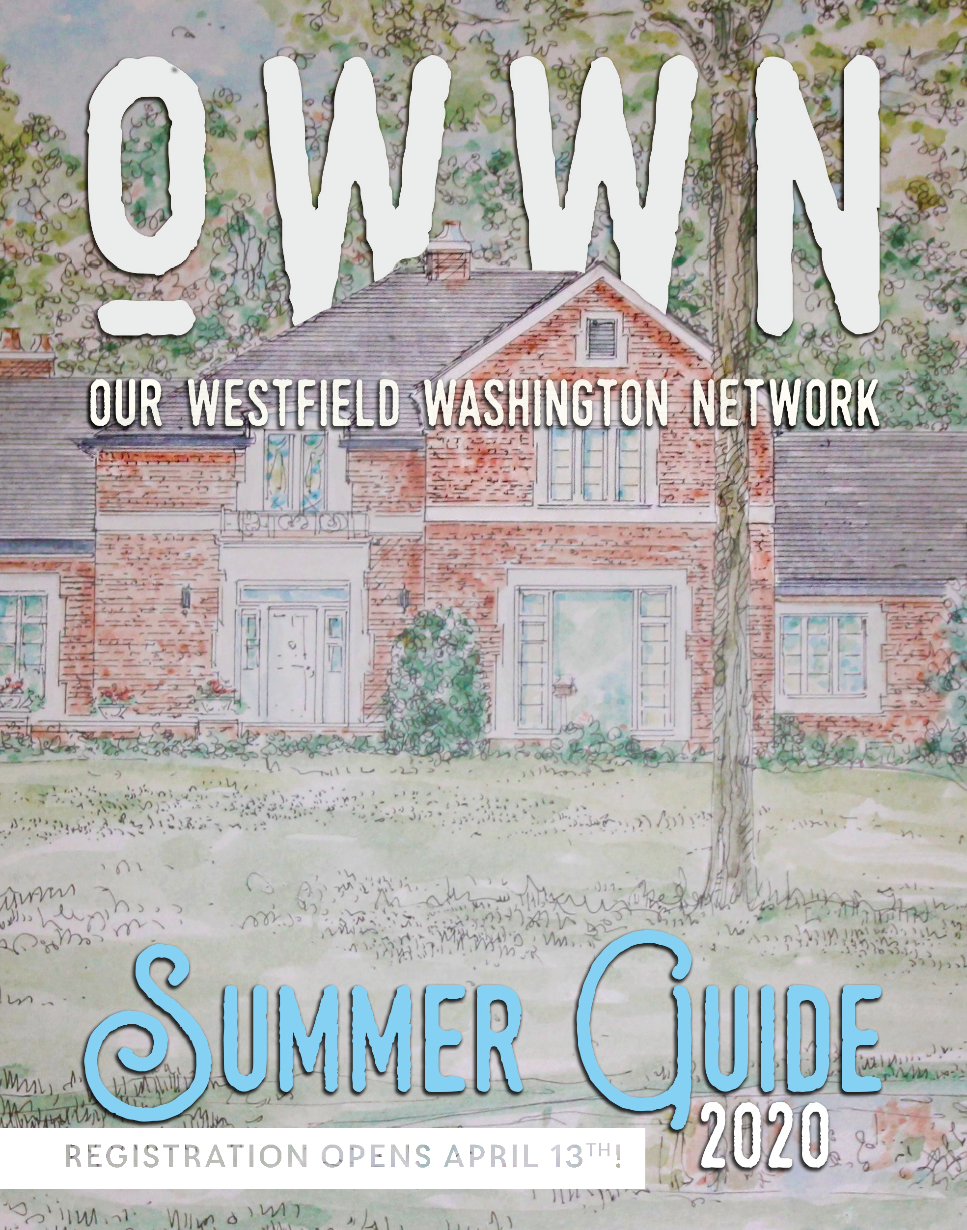 OWWN cover summer 2020